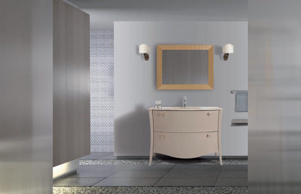 mobile arredo bagno linea moderno luxury
