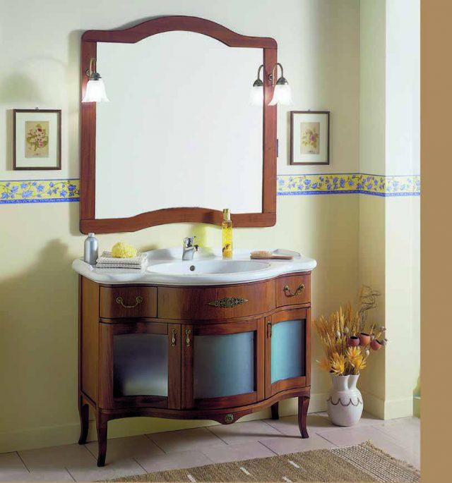 mobile arredo bagno principale linea classica design